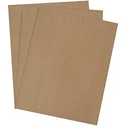 Office Depot Brand Chipboard Pads 40