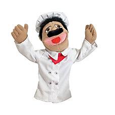 Melissa Doug Chef Puppet
