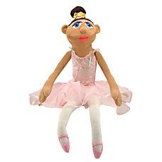 Melissa Doug Full Body Ballerina Puppet