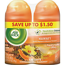 Airwick Freshmtc Hawaii Refill Spray 617