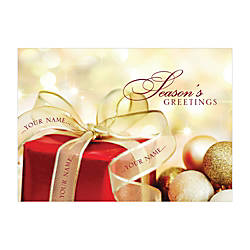 Personalized Identity Greeting Holiday Cards 5
