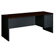 HON 38000 Series Right Pedestal Credenza