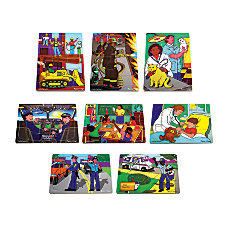 Melissa Doug Multi Ethnic Careers Puzzle