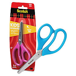 Scotch Kids Stainless Steel Scissors 5