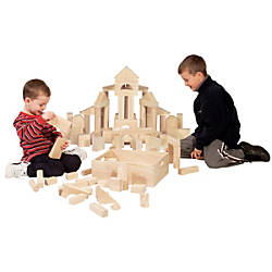Melissa Doug Standard Building Blocks Set