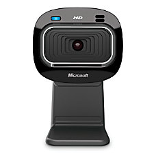 Microsoft LifeCam HD 3000 USB Webcam