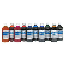 Handy Art Washable Liquid Watercolors 8