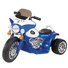 Lil Rider Mini 3 Wheel Police