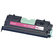 Lexmark 1361753 Magenta Toner Cartridge