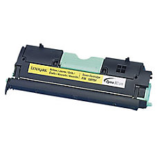 Lexmark 1361754 Yellow Toner Cartridge