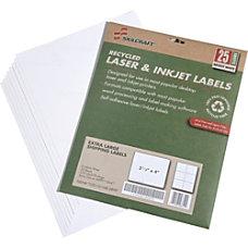 SKILCRAFT 100percent Recycled White InkjetLaser Shipping