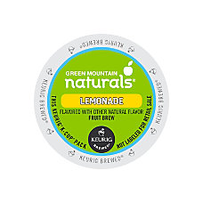 Green Mountain Naturals Lemonade K Cups