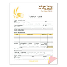 Full Color Custom Forms 2 Part