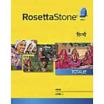 Rosetta Stone Hindi Level 1 Windows