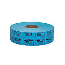 Office Depot Brand Ticket Roll Double