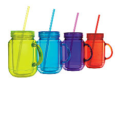 Global Acrylic Tumblers 16 Oz Set