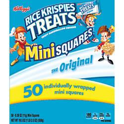 Rice Krispies Treats Minis 195 Oz