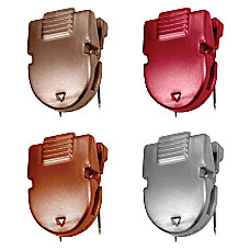 Advantus Panel Wall Clips Assorted Pack