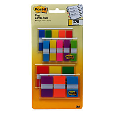 Post it Flag Multipack With FREE