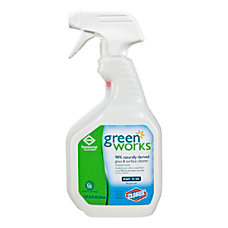 Green Works Natural Glass Surface Cleaner