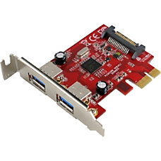 Visiontek USB 30 PCIe Expansion Card