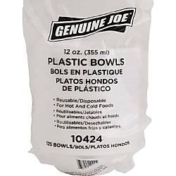 Genuine Joe ReusableDisposable 12 Oz Plastic