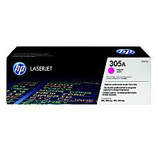 HP 305A Magenta Original Toner Cartridge