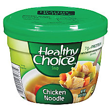 Healthy Choice Soup Chicken Noodle 14