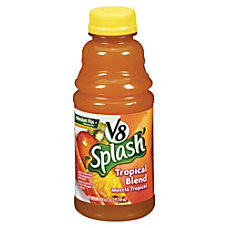V8 Splash Fruit Juices Tropical Blend