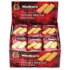 Walkers Shortbread Finger Cookies 36 Oz