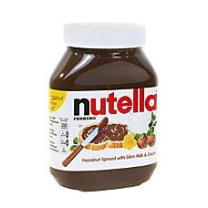Nutella Chocolate Hazelnut Spread 353 Oz