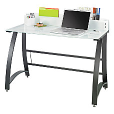 Safco Xpressions Frosted Computer Workstation 37
