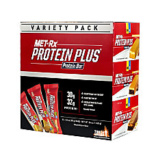 MET Rx Protein Plus Protein Bars