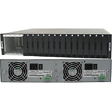 Perle MCR1900 DAC 19 Slot Chassis