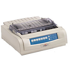OKI Microline 491 Dot Matrix Printer