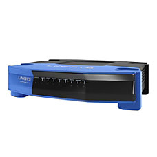 Linksys SE4008 8 Port 1000 Mbps