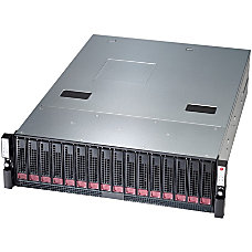Supermicro SuperStorage Bridge Bay NAS Server