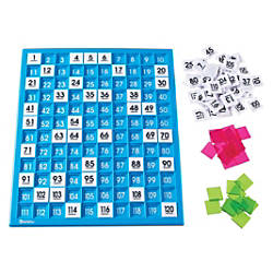 Learning Resources Numbers Board Set ThemeSubject