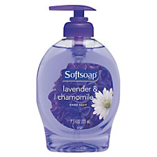 Softsoap Lavender And Chamomile Liquid Hand