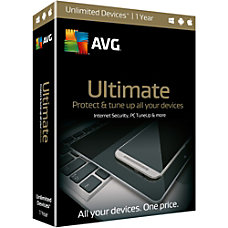 AVG Ultimate 2016 1 Year Download