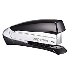 PaperPro EvoLX Desktop Stapler BlackSilver