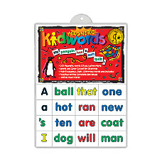 Barker Creek Magnets Learning Magnets High