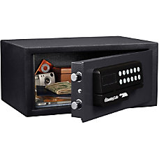 Sentry Safe Hotel Security Safe 110