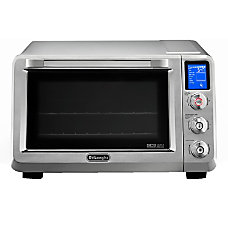 DeLonghi Livenza Convection Toaster Oven Stainless