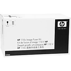 HP Image Fuser For Color Laserjet
