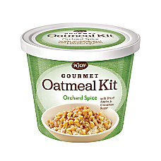 N Joy Oatmeal With Gourmet Toppings