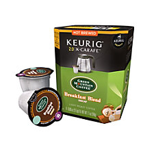 Green Mountain Breakfast Blend Decaf K