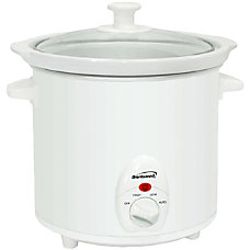 Brentwood 3 Quart Slow Cooker