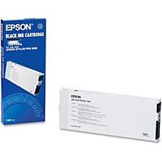 Epson T407011 Black Ink Cartridge