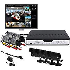 Zmodo PKD DK0866 500GB Video Surveillance